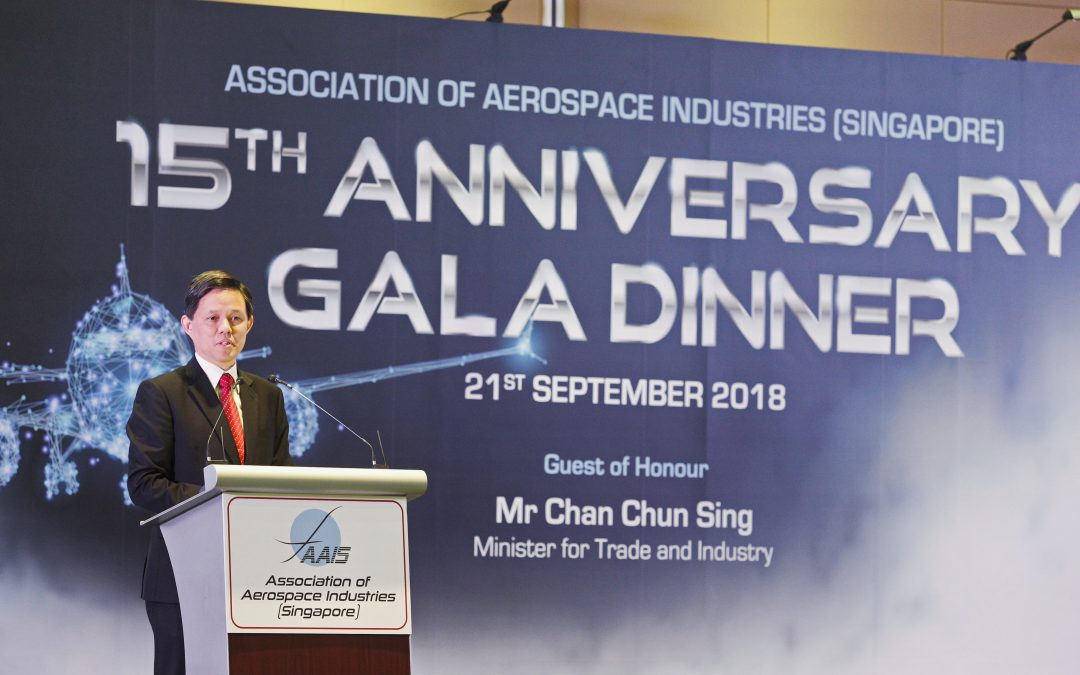 AAIS celebrates its 15th Anniversary (21 September 2018)