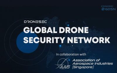 Global Drone Security Network #3