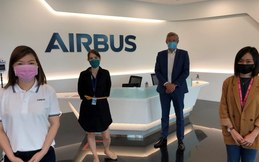 Women in Aviation & Aerospace with Airbus